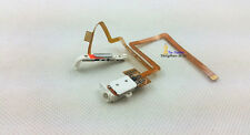 white headphone audio jack flex hold switch for ipod 6th gen classic 80gb 120gb