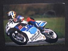 Photo Suzuki World Superbike GSX-R750 1997 #12 Jamie Whitham (GBR) WSB Assen Big