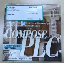 New Brown Lightolier CPR3BR Compose PLC Remote Designer-Styled Switch