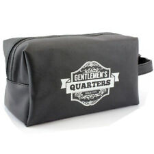 VINTAGE STYLE GENTLEMANS QUARTERS TOLETRIES  WASH BAG CASE NEW WITH TAGS