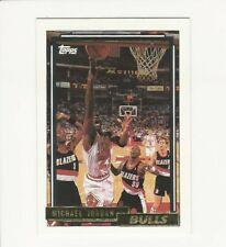1992-93 Topps GOLD card #141 MICHAEL JORDAN  G.O.A.T. // SCARCE // Get It Now!!