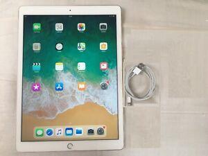 Apple iPad Pro 2nd Gen. 512GB, Wi-Fi, 12.9 in - Silver - Latest iOS 15