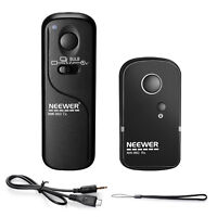 Neewer NW860RP90 Wireless DSLR Remote Control for FinePix S1£¬ Fujifilm X-T1
