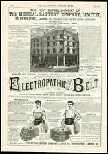 1885-Publicité médicale Battery Company electropathic ceinture (218)