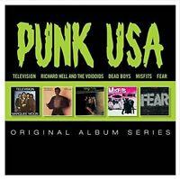 Original Album Series - Original Album Series Punk USA [CD]