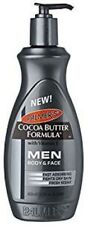 Palmers Cocoa Butter Formula Men Body and Face Lotion With Pump 400 Ml