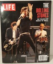 THE ROLLING STONES 2012 50TH ANNIVERSARY LIFE MAGAZINE