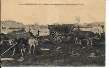 (S-31150) FRANCE - 44 - PORNICHET CPA ATTELAGE DE BOEUFS     VASSELIER ed.