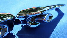 New 1956-62 Chevrolet Chevy Corvette High Quality Front Door Handle Pair