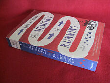 The Memory of Running ~ Ron McLarty  Smithy Ide is a loser .. POIGNANT  UNread!