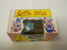 Easter 4 oz Lerro Chocolate Fruit and Nut Egg Candy Candies 5 Eggs