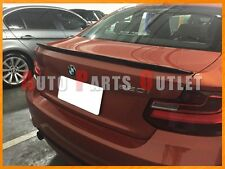 14-17 BMW F22 220i 228i 235i Coupe Performance Type Trunk Spoiler Lip - Painted