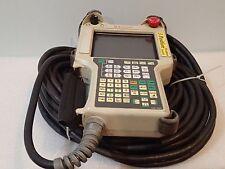 WARRANTY NACHI TEACH PENDANT CONTROL KAWASAKI ROBOT With Cable RTP151-10 U33-B02