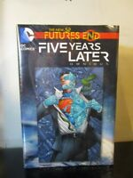 New 52 Futures End Five Years Later Omnibus DC Comics Hard Cover HC New Sealed~