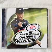 1999~00 EA Sports TIGER WOODS PGA Tour Collection computer game CD~ROM***