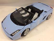 Maisto - 31136 - Lamborghini Gallardo Spyder Sacle 1:18 - Light Blue