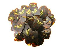 Fender Guitar Picks 144 Picks Pack Celluloid Medium Shell  351