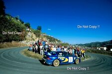 Colin McRae Subaru Impreza WRC 97 Winner San Remo Rally 1997 Photograph 5