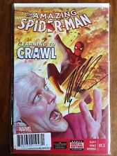 Amazing Spider-Man 1.3 Signed by Alex Ross with COA LMTD 315
