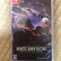 USED Nintendo Switch Mantis Byrne Racing