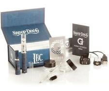 NEW Snoop Dogg G Pen Sealed Kit w/ charger, glass jars and more, herbal