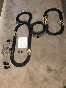Life-like Racing Slotcars Nascar 500 Raceway Set HO scale.
