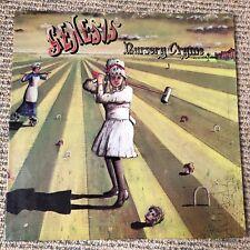Genesis - Nursery Cryme - Scarce 1972 French 7 track vinyl LP w/ gatefold sleeve