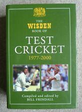 More details for wisden book of test cricket 1977-2000 vol 2 hardback (2010)