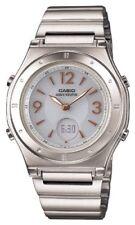 Casio Wave Ceptor Ladies Wrist Watch LWA-M141D-7AJF White 38.6mm Solar LED F/S O
