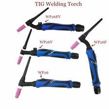 Tig Torch Body Argon Welding Head Wp26 Flex Air Cooled Gas Tungsten A 200 Welder