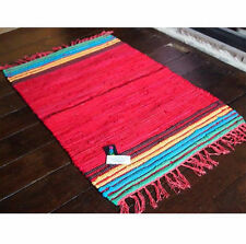 Living Room Hand-Woven Indian Regional Rugs