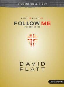 Follow Me - Teen Bible Study Leader Guide
