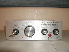 MFJ MODEL 8100 World Band Shortwave Radio. Nice working