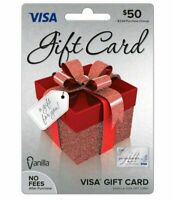 $50 Gift Card. NEW PROGRAM, GET YOUR CARD FASTER!!!  See description.