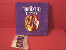 JIMI HENDRIX EXPERIENCE RARE LIMITED 8 LP BOX SET VG++/NM