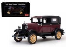 1931 Ford Model A Tudor 1/18 Scale Diecast Car Model By Sunstar SS 6102