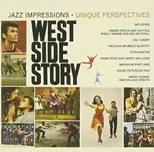 West Side Story Jazz Impressions Unique Various Artists 5013929328334