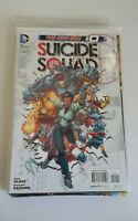SUICIDE SQUAD (2011 4th Series) NEW 52 FIRST PRINT LOT OF 17 DC COMIC BOOKS NM