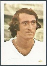 FKS-EURO SOCCER STARS '77- #115-REAL MADRID/SPAIN-JOSE MARTINEZ SANCHEZ (PIRRI)