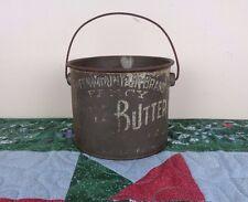 Vintage Green Mountain Brand Fancy Apple Butter Tin
