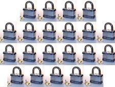 Lock Set Master Keyed 1MK (Lot 21) Keyed Different With Supervisory Control Key