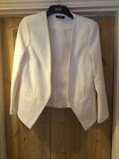 Wallis Patternless Blazer Cotton Coats & Jackets for Women