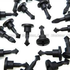 10 x Engine Appearance Cover Pin Trim Cover Clip For Audi A4 A6 For VW N90642001