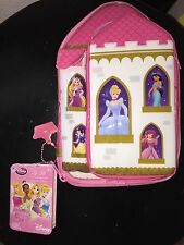 Disney Store Princess Zip Up Stationery Kit Brand New With Tag