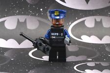 Lego Mini Figure Batman Movie MALE GCPD OFFICER from Set 70915 New