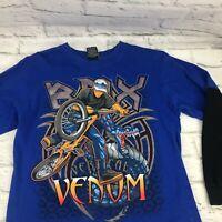 Boys GWP Sport BMX Bike Bicycle Riding Vertical Venom Sz XL