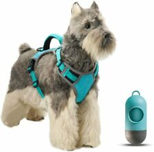 Sturdy Paded No Pull Dog Harness Puppy Pet Vest Adjustable Reflective S M L