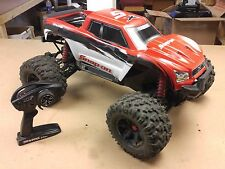 Snap-On Traxxas X-Maxx RC Truck Limited Edition Red 1/5 Scale X Maxx 8S Used