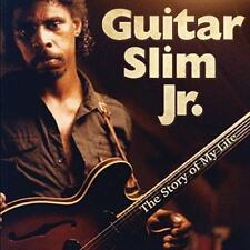 Guitar Slim Jr. - The Story Of My Life (NEW CD)