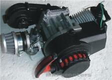 mini Quad moto petrol scooter Engine complete with gear box easy pull start 49cc